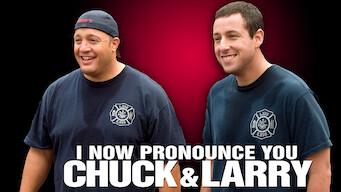 Jeg erklærer jer nu for Chuck og Larry (2007)