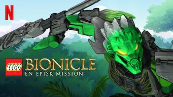 LEGO Bionicle: En episk mission (2016)