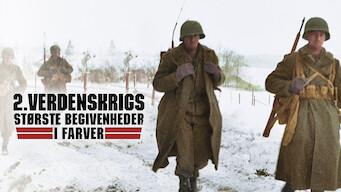 2. verdenskrigs største begivenheder i farver (2019)