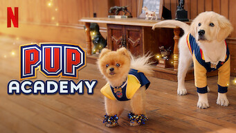 Pup Academy (2020)